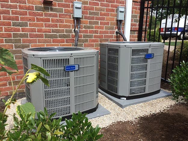 Two-Stage Residential Air Conditioning Systems